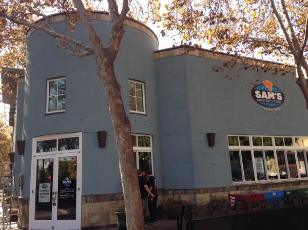 Sams Chowder House Opening Monday In Palo Alto Peninsula Foodist