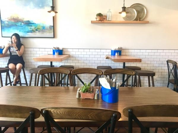 Kali Greek Kitchen Set To Open On Cal Ave Peninsula Foodist