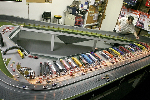 Best Slot Car Track In The World