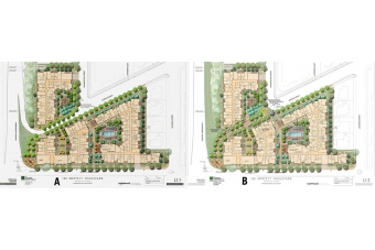 190 apartments proposed for Moffett Blvd | News | Mountain