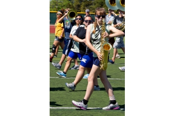 Marching band sex