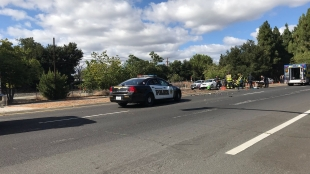 Motorcyclist injured in Central Expressway crash | News
