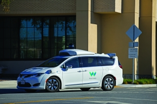 Waymo applies to start driverless testing in MV   News