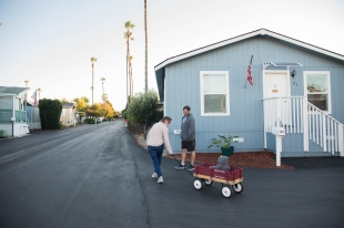 judge rejects rent control for mobile homes news mountain view