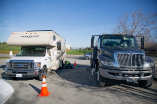 City launches RV waste dumping service | News | Mountain