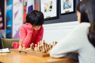 Young chess player sets new strategy: 'faith in myself
