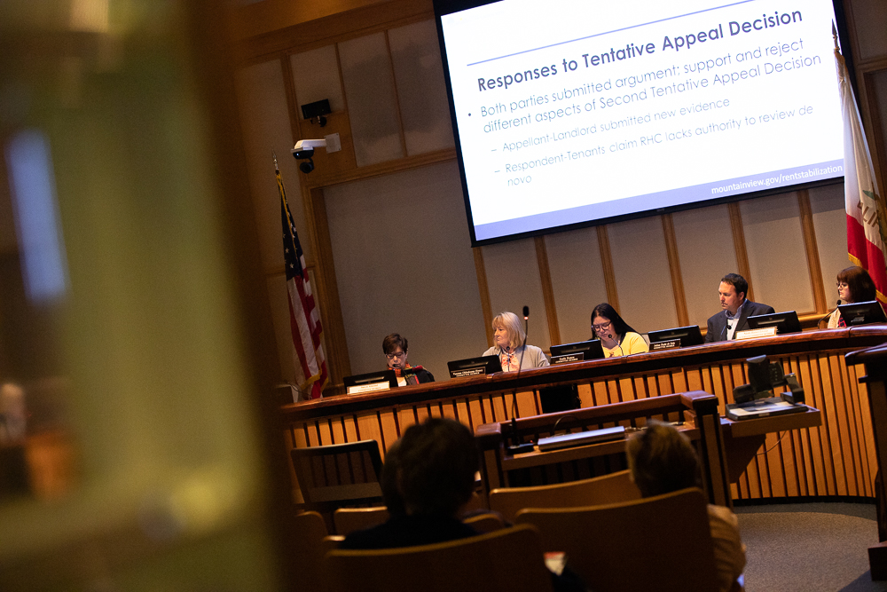 Tenant buyout rules approved by RHC | News | Mountain View Online