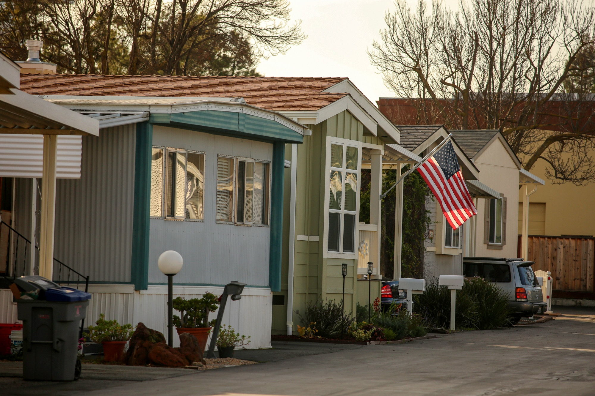 Rental Housing Committee again rejects extending rent control to mobile  homes | News | Mountain View Online |