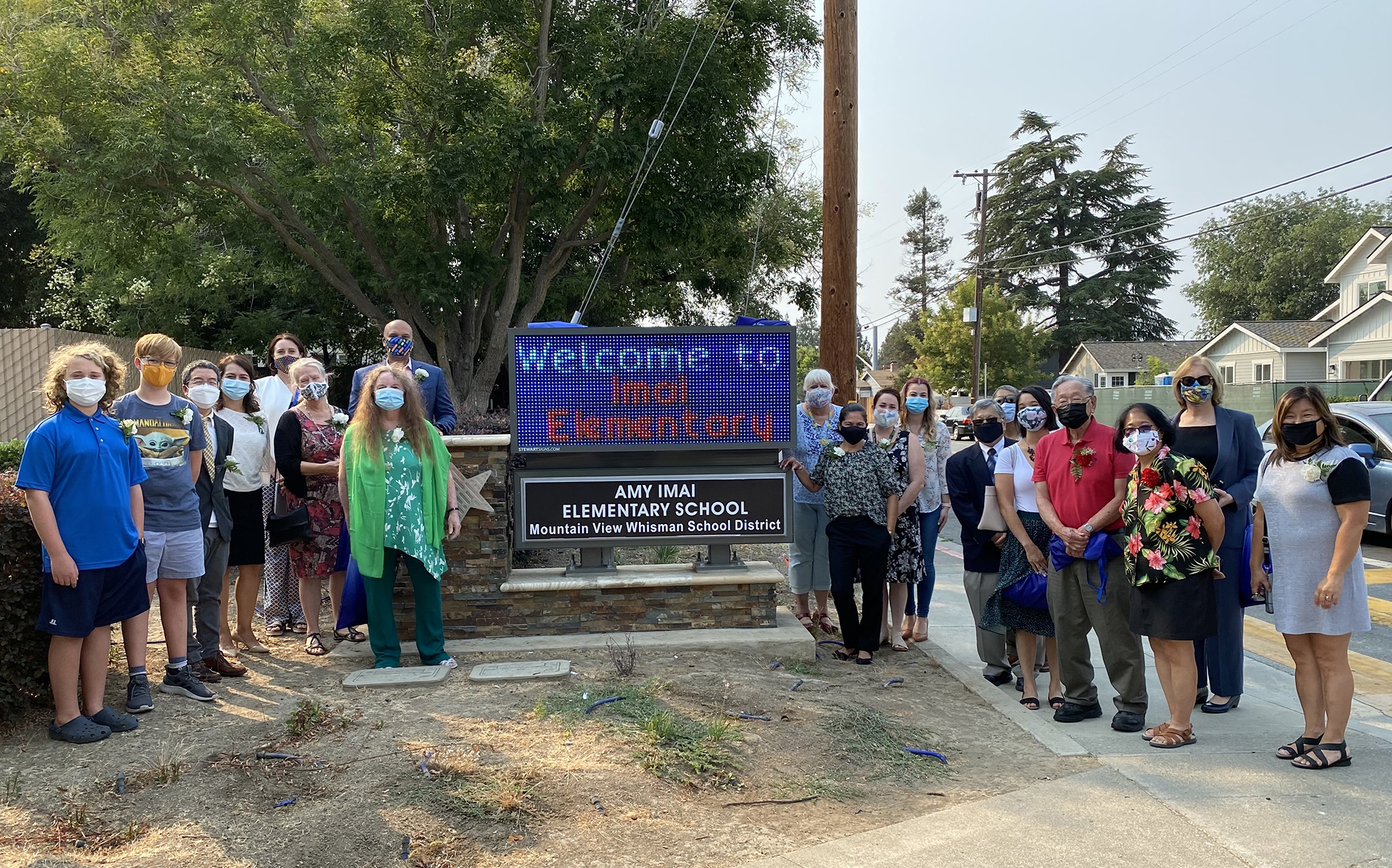 www.mv-voice.com: A powerful legacy: New school name honors community activist Amy Imai, who spent WWII in internment camp